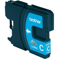 Cartuccia alta qualità compatibile Brother LC-980C CIANO