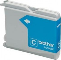 Cartuccia di alta qualità compatibile Brother LC-1000C CIANO